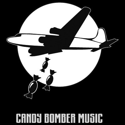 Candy Bomber Music logo