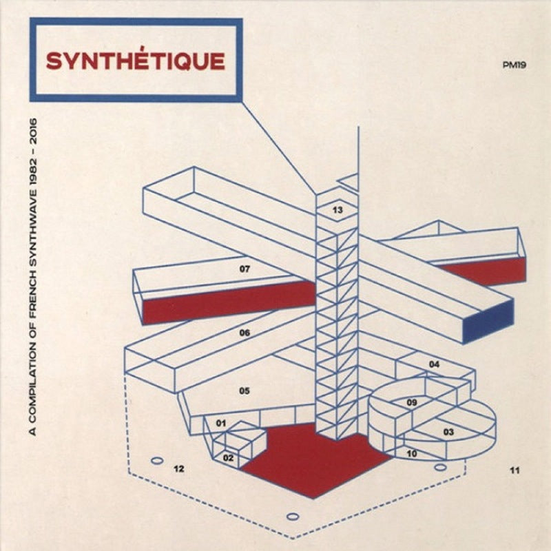 Various Artists - Synthétique