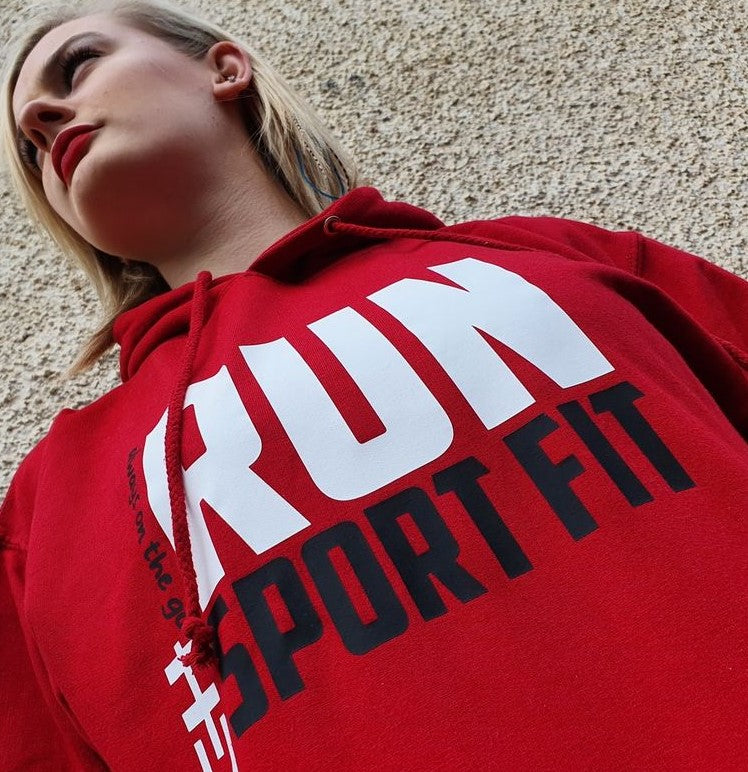 HD RUN FIT Hoodie - Adult