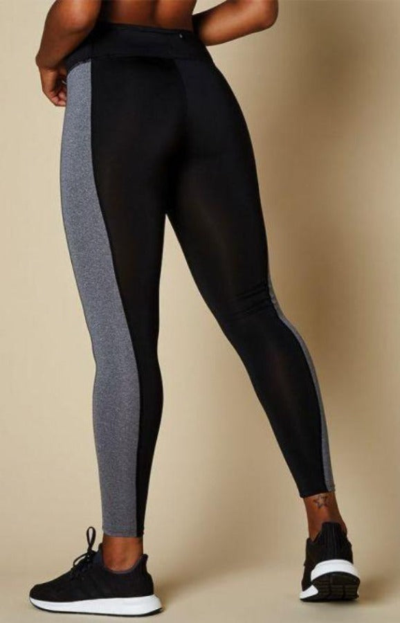 Contrast Leggings - Ladies