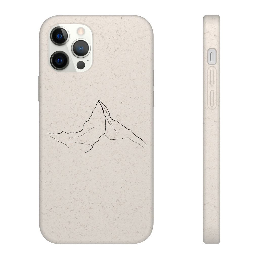 Mountain Biodegradable Case