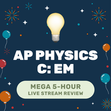 🌶 5-Hour️ AP Physics C: Electricity + Magnetism Cram Finale Full Review