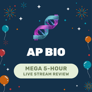 🌶 5-Hour️ AP Biology Cram Finale Full Review