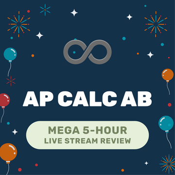🌶 5-Hour️ AP Calc AB Cram Finale Full Review