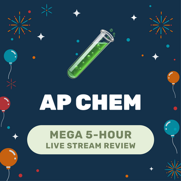 🌶 5-Hour️ AP Chemistry Cram Finale Full Review