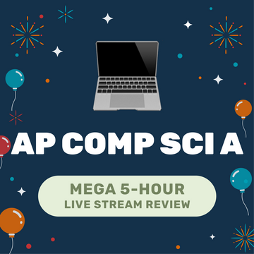 🌶 5-Hour️ AP Computer Science A Cram Finale Full Review