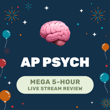 🌶 5-Hour️ AP Psychology Cram Finale Full Review