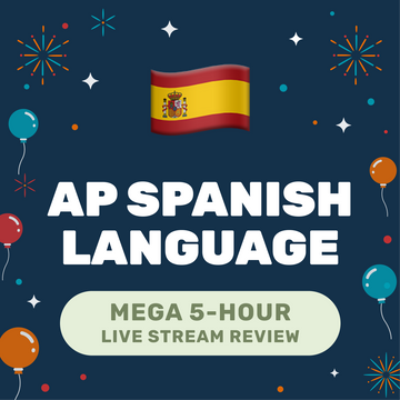 🌶 5-Hour️ AP Spanish Cram Finale Full Review