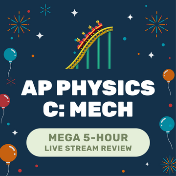 🌶 5-Hour️ AP Physics C: Mechanics Cram Finale Full Review