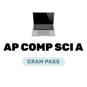 🌶 AP Computer Science A Cram Pass Spring 2021