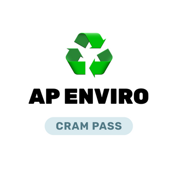 🌶 AP Environmental Science Cram Pass Spring 2021