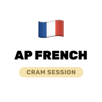 🌶 Live AP French Cram May 2, 2021