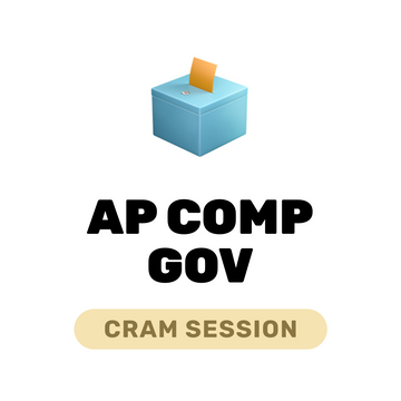 🌶 Live️ AP Comp Gov Cram April 19, 2021