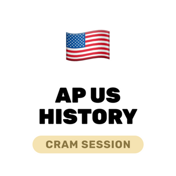 APUSH Units 1-3 Watch Party Cram April 26th