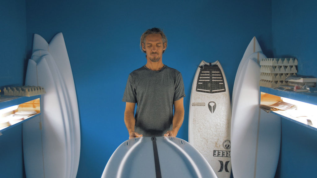 Test Pilots: Rob Machado's Moonbeam