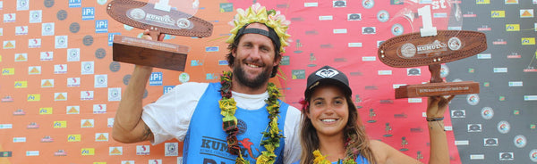 Taylor Jensen and Chloe Calmon Claim Historic Wins in Papua New Guinea