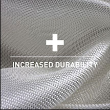 Increased durability