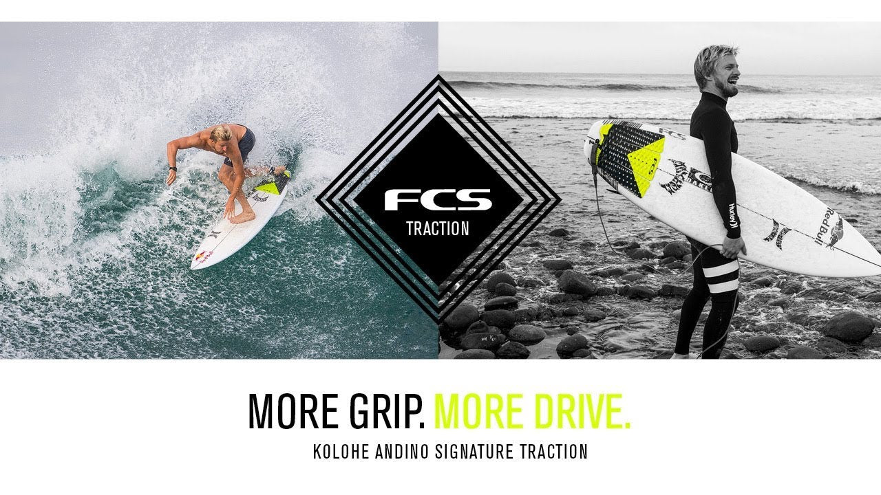 Kolohe Andino's Signature FCS Traction