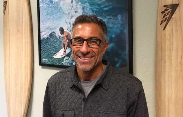 Mark Price, CEO of Firewire Surfboards