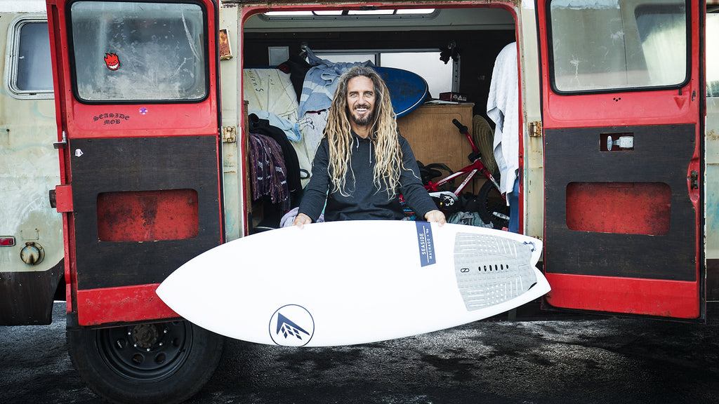 Order Firewire Seaside by Rob Machado | surfmusicartstyle.com