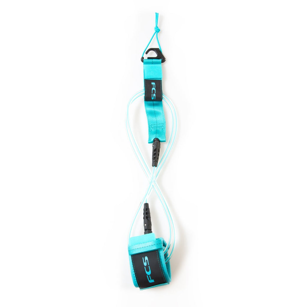 FCS Essential Regular Leash - Blue