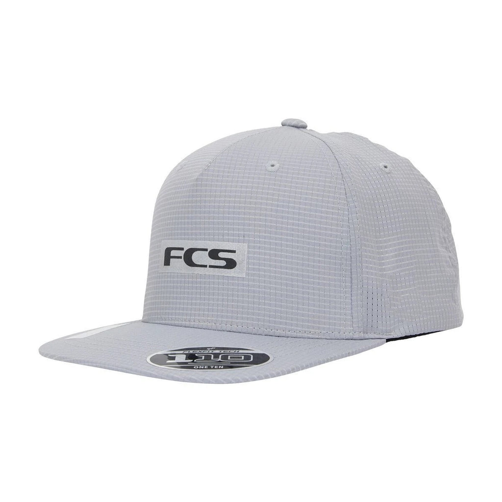 FCS Repel Snapback Cap - Grey