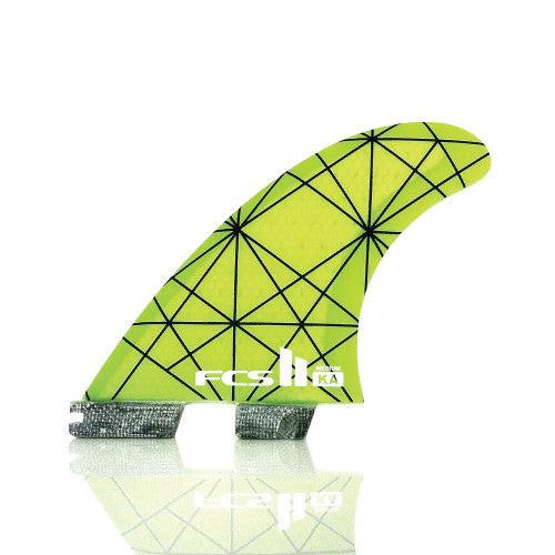 FCS II KA PC Tri Fin Set