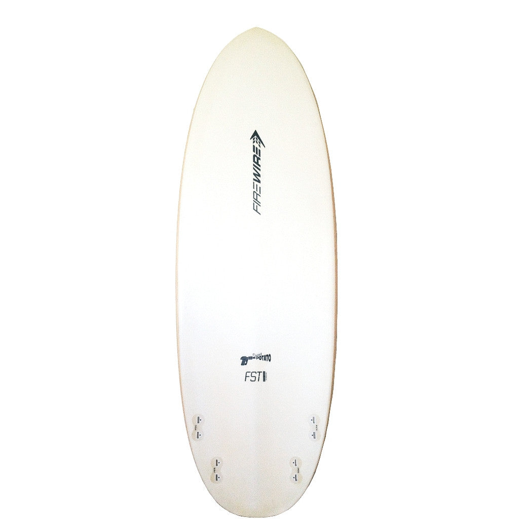 "Firewire FST Sweet Potato 5' 8"" (Pre-Loved) Bottom Deck"