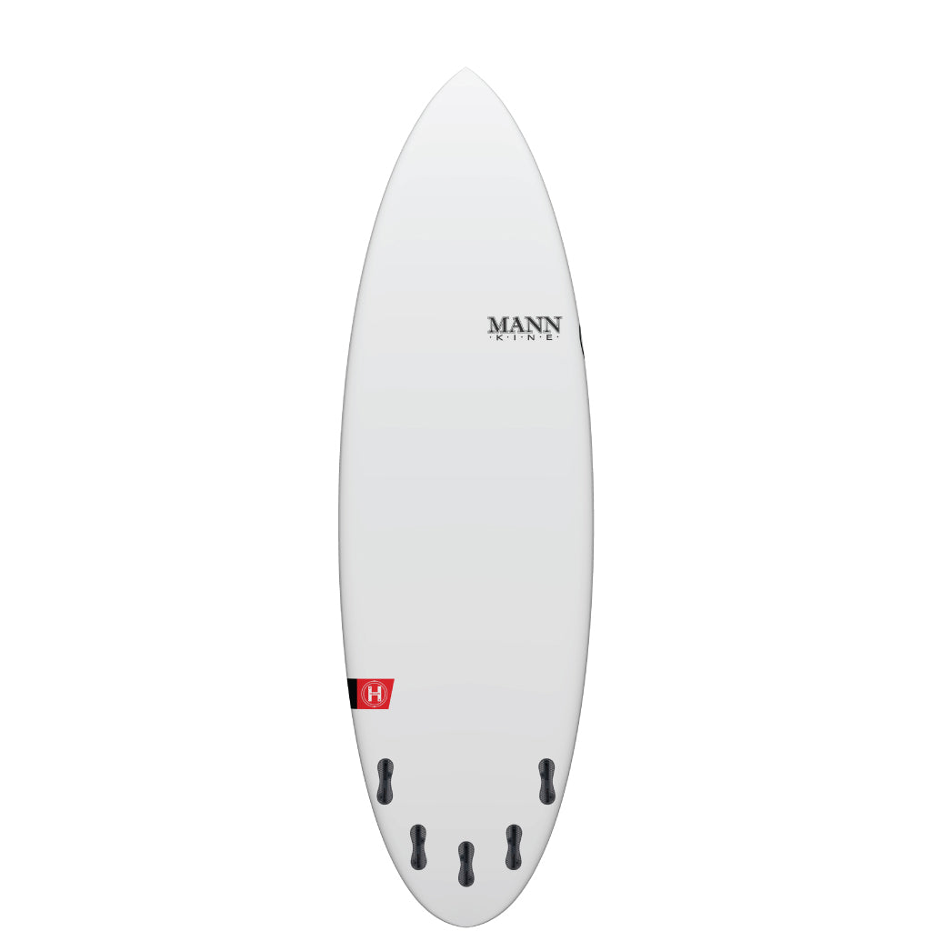 Firewire Helium Dominator Bottom Deck