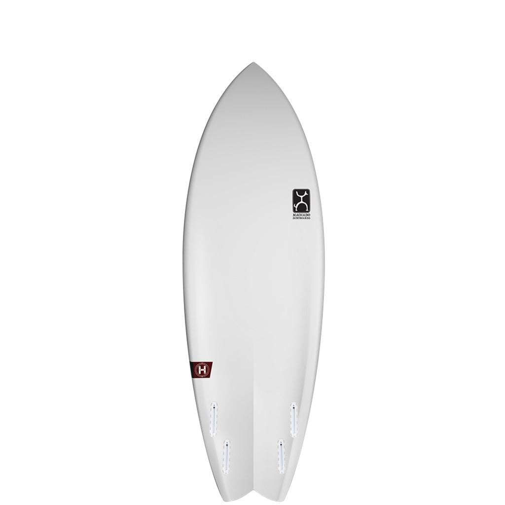 Firewire Helium Seaside by Rob Machado Bottom Deck