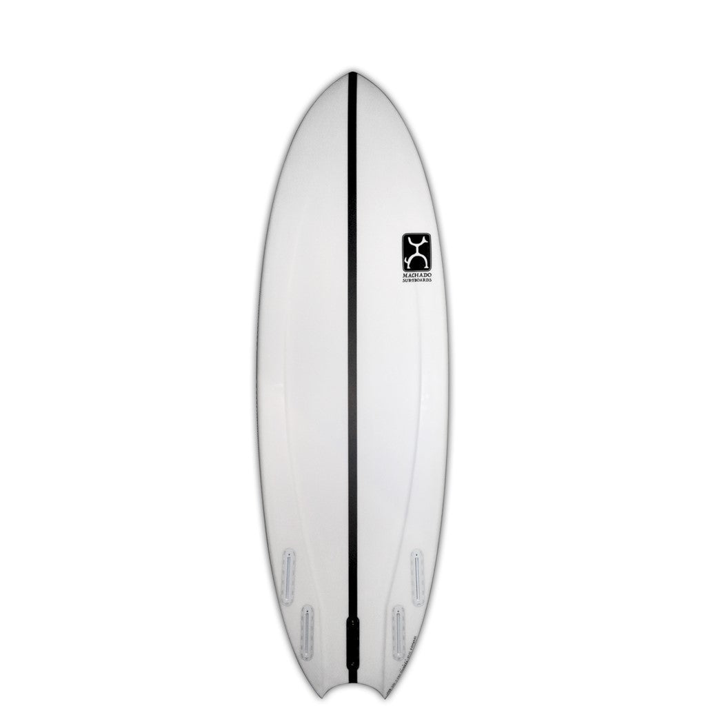 Firewire Moonbeam by Rob Machado LFT Bottom Deck