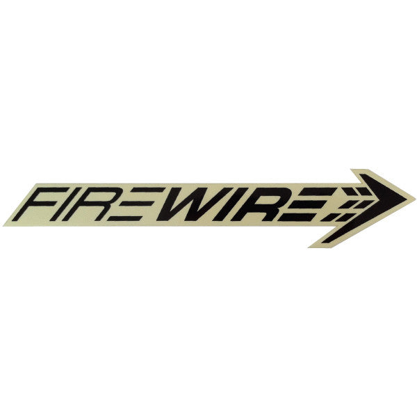 Firewire Logotype Sticker