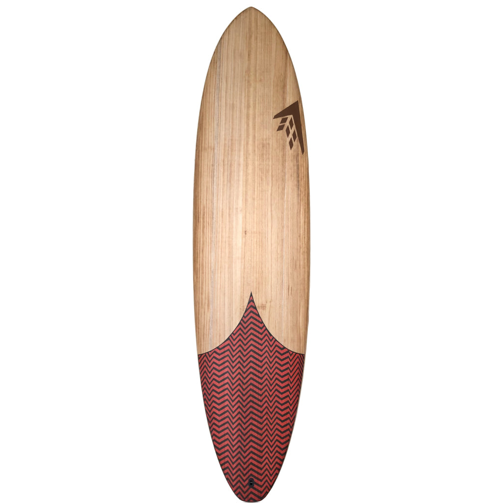 "Firewire SeAxe TimberTek 7' 2"" Cloth Inlay Top Deck"
