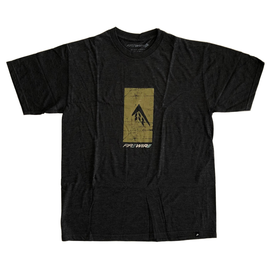 Firewire Silhouette T-Shirt Charcoal Heather
