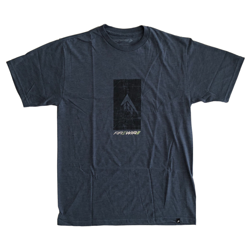 Firewire Silhouette T-Shirt Navy Heather