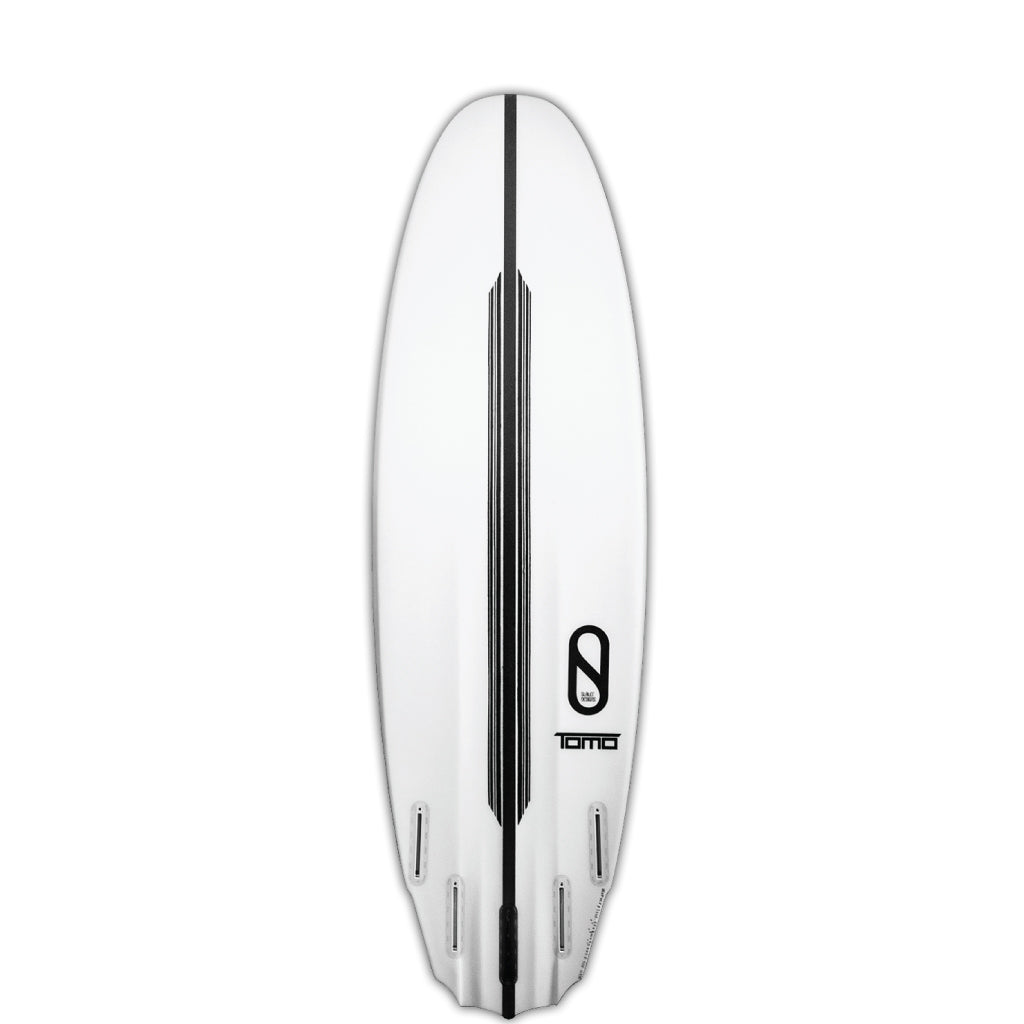 Slater Designs Cymatic LFT Bottom Deck