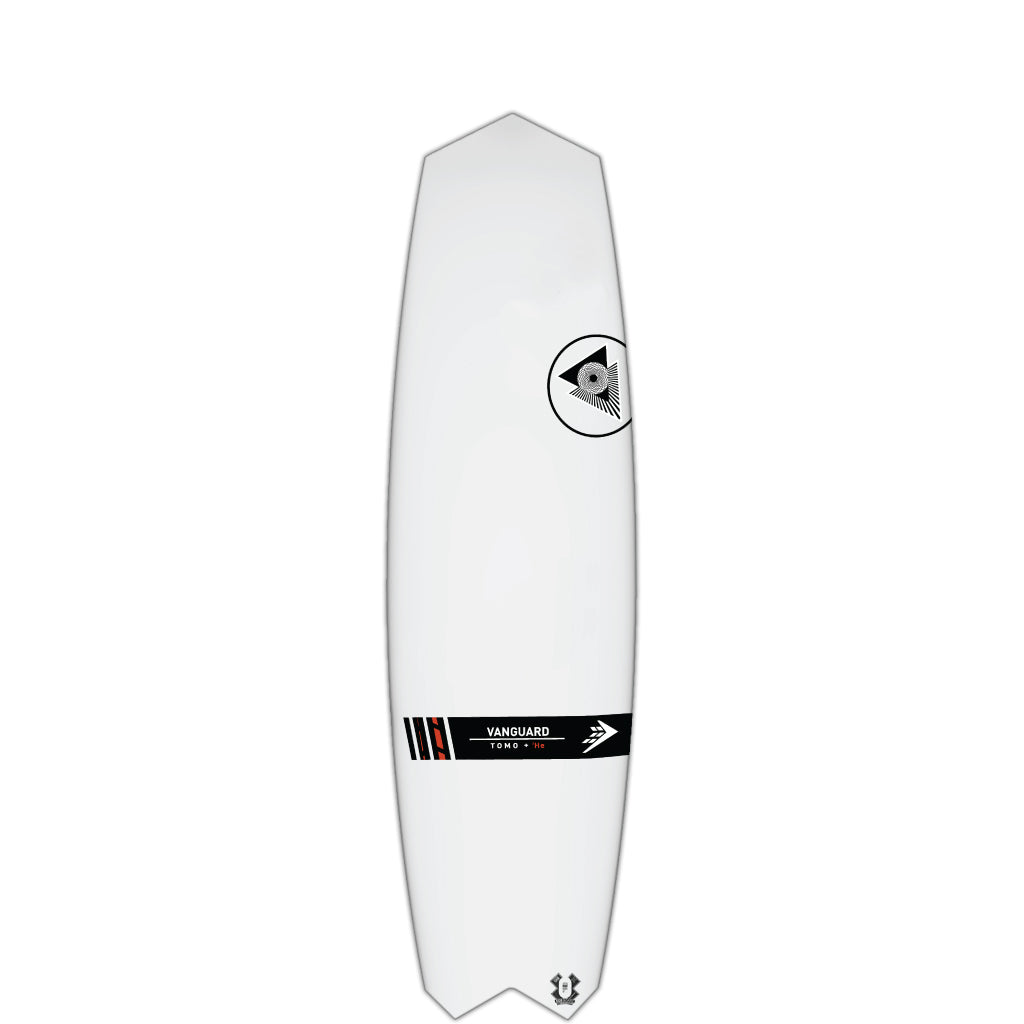 Tomo Helium Vanguard Kiteboard Top Deck