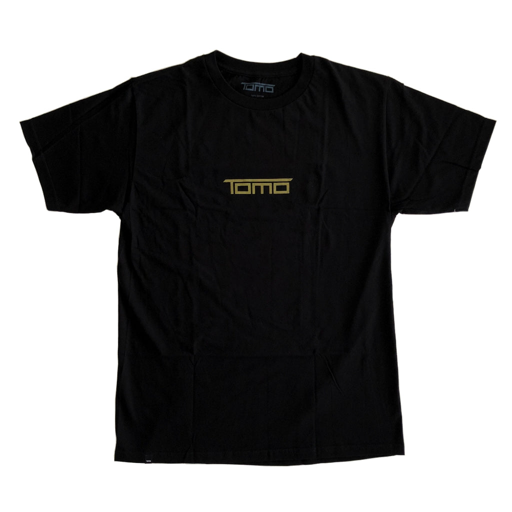 Tomo Empire T-Shirt Black