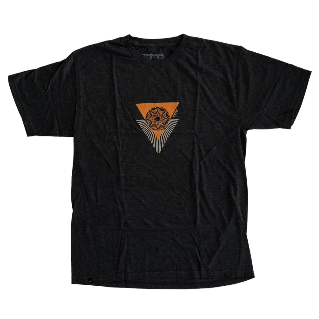 Tomo Inspire T-Shirt Charcoal Heather