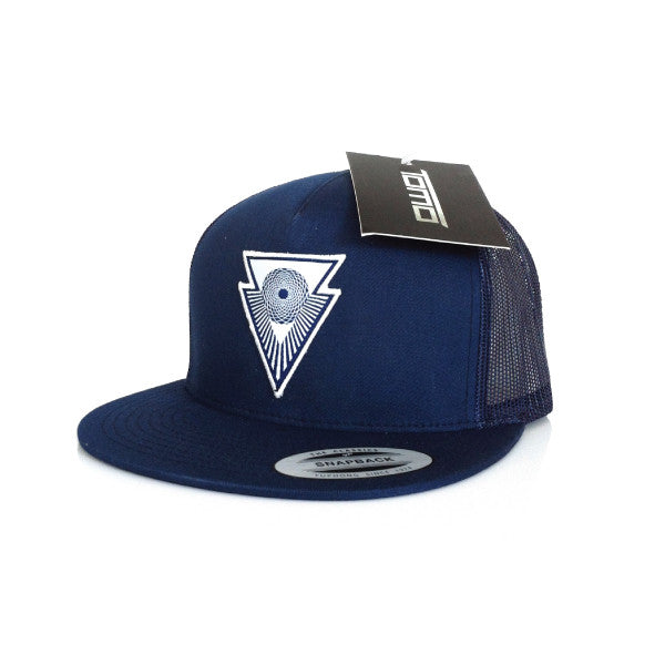Tomo Circle Icon Trucker Hat