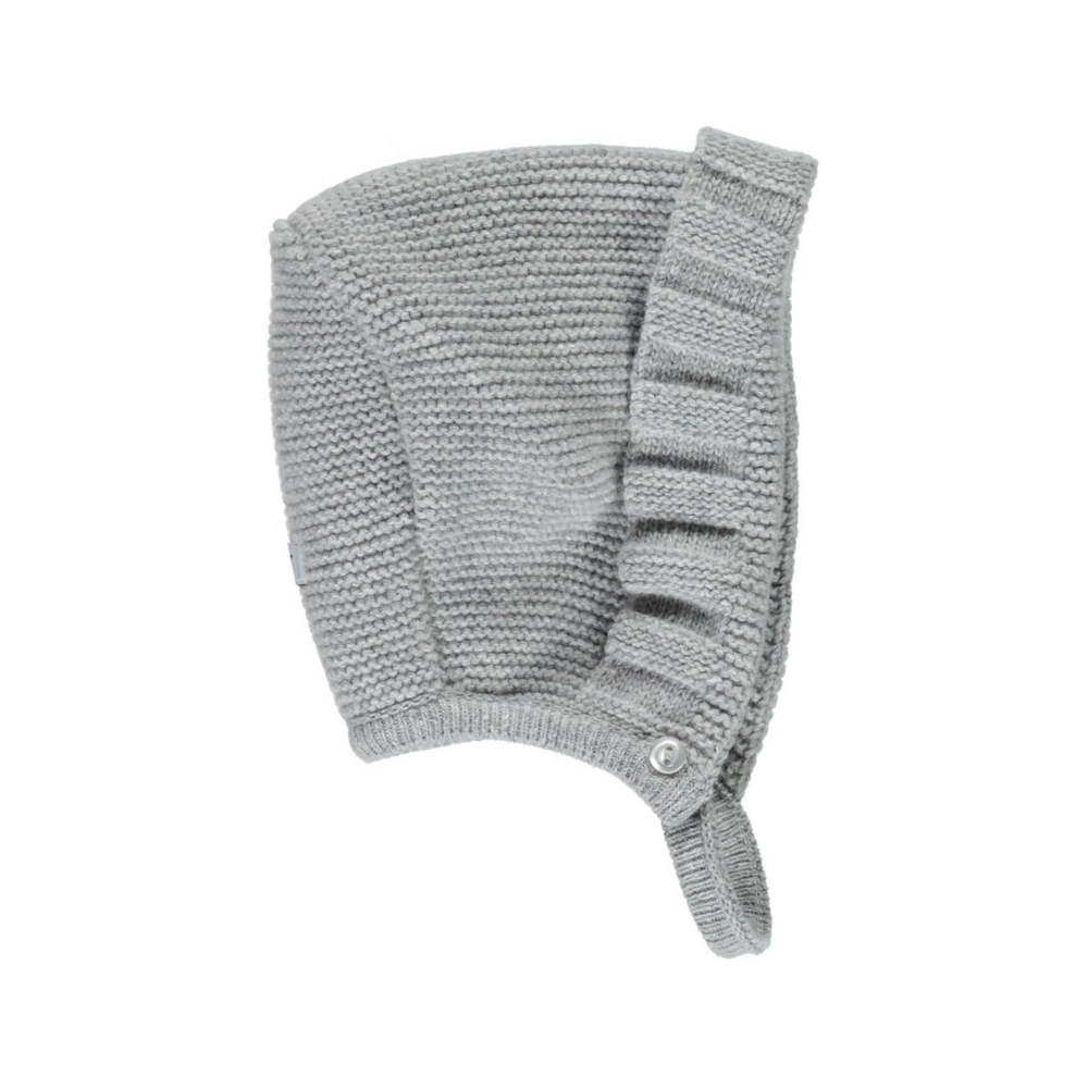 Bonnet grey wool