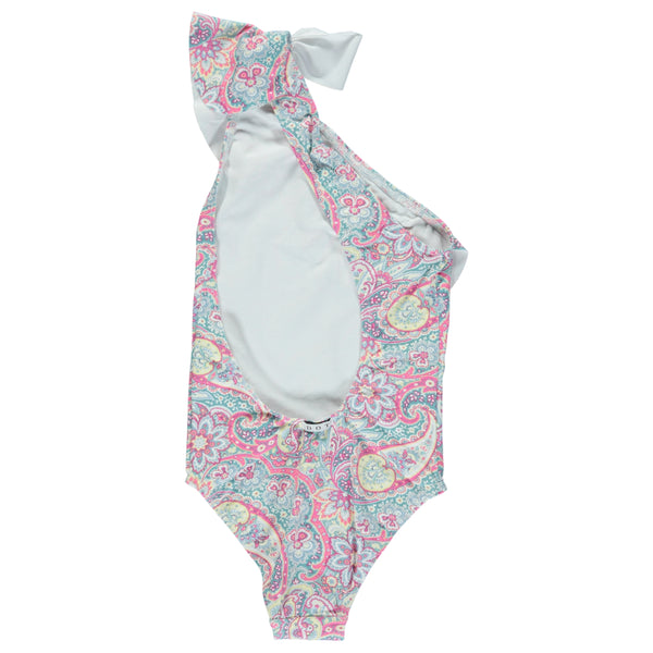 Emily pink paisley