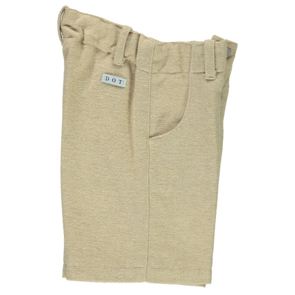 Jose beige wool