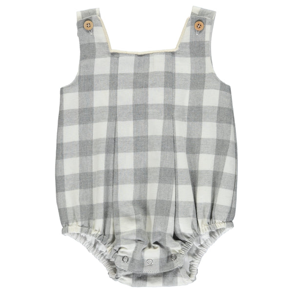 Lullaby grey check