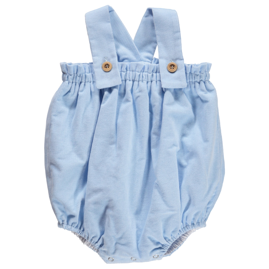 Marte blue babycord