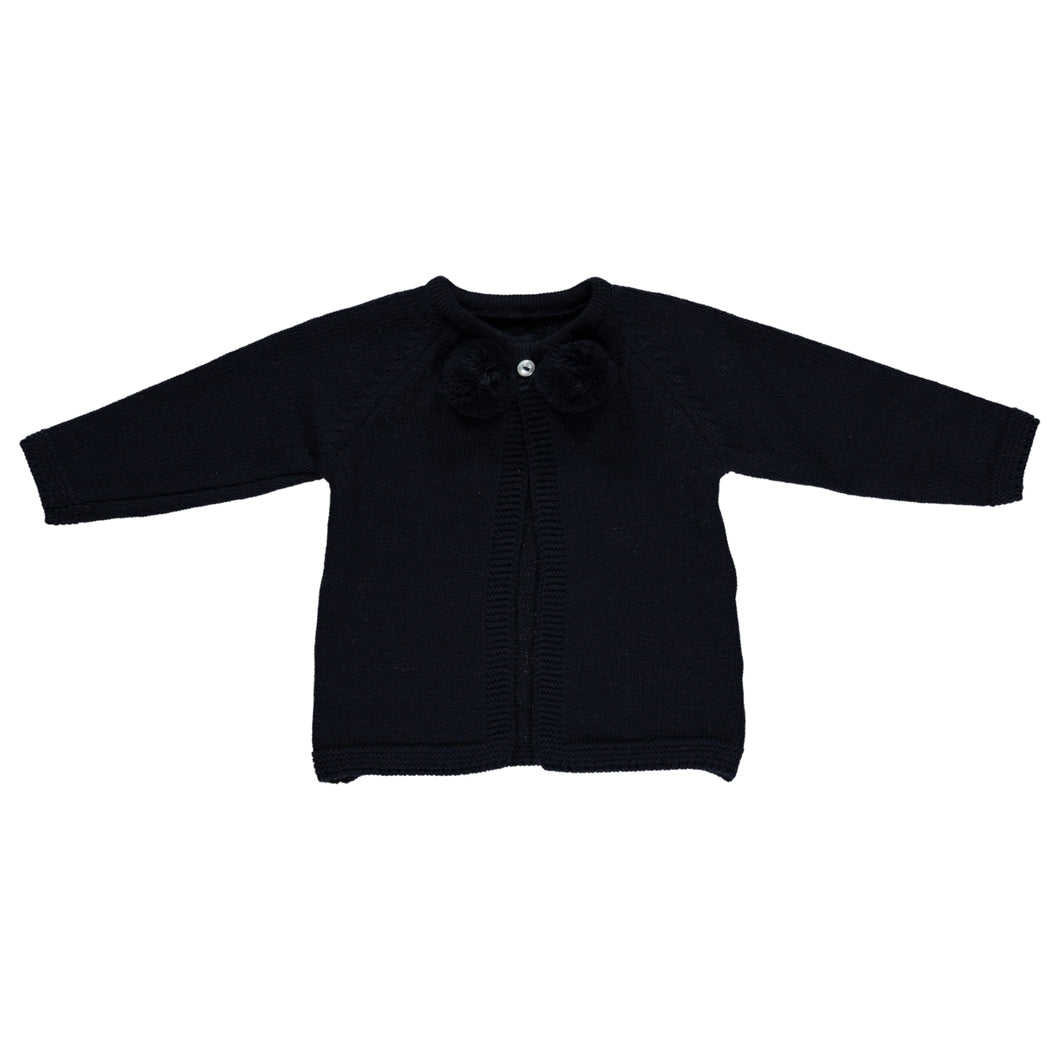 Sevilla navy wool