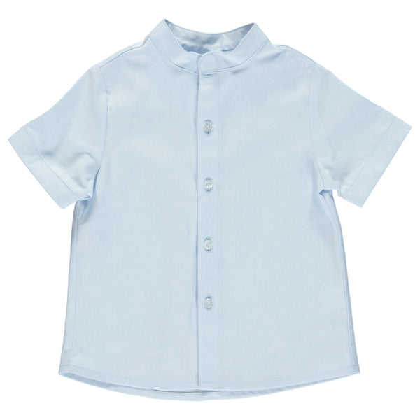 Summer robert light blue oxford