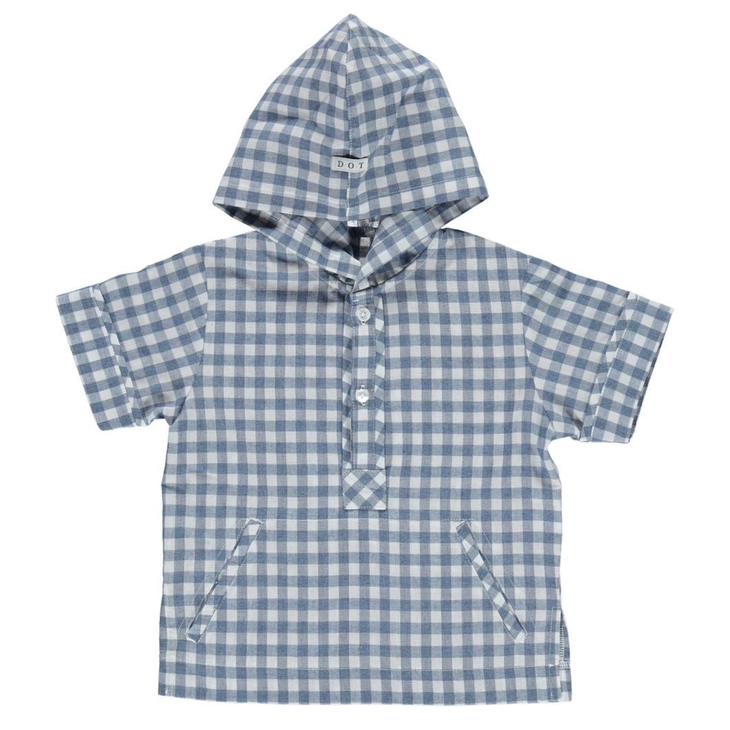 Summer timothy blue check