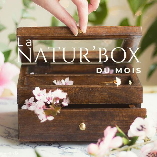 Natur'Box by Alice Romary.