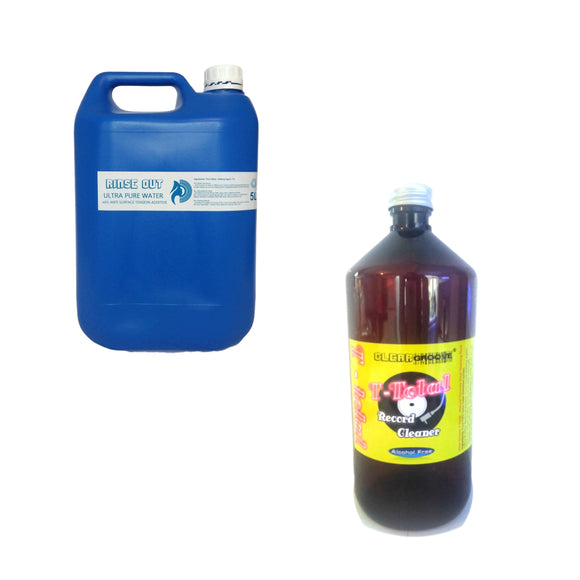 chemical free record cleaner fluid